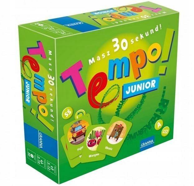 Gra Tempo junior