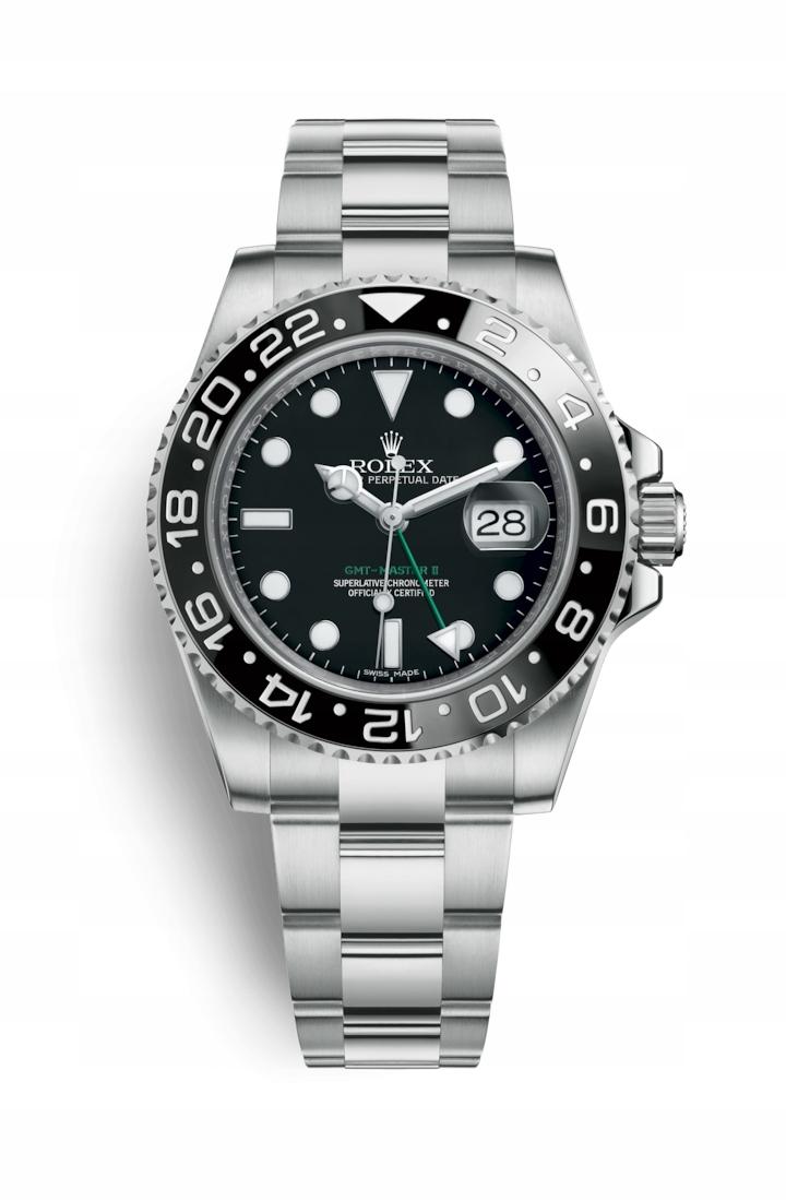 Rolex GMT Master II 116710 LN Nowy Komplet FV23