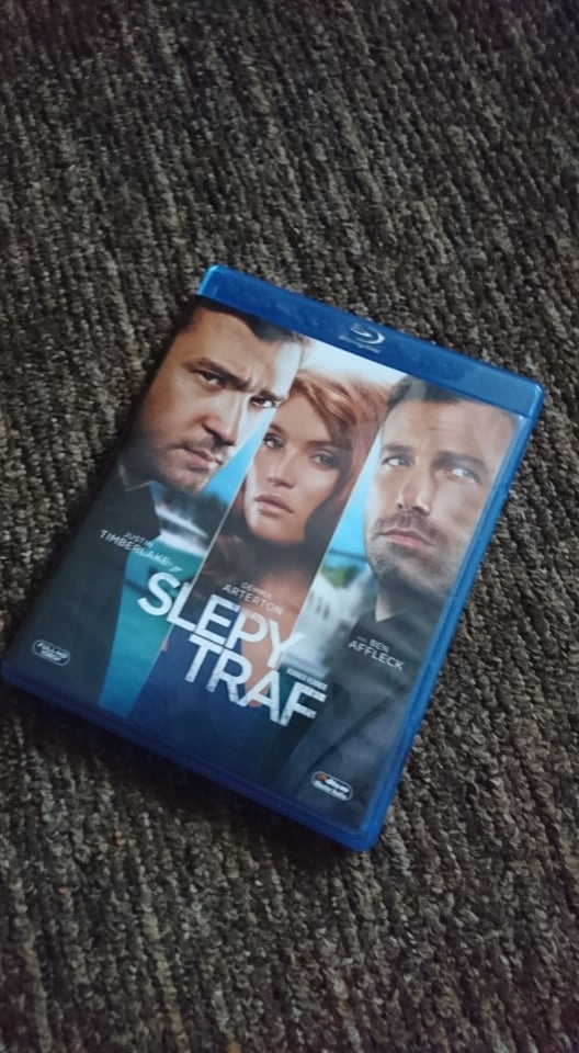 Slepy traf Blu-ray