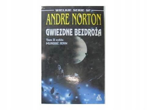 Gwiezdne bezdroża - Andre Norton2001 24h wys