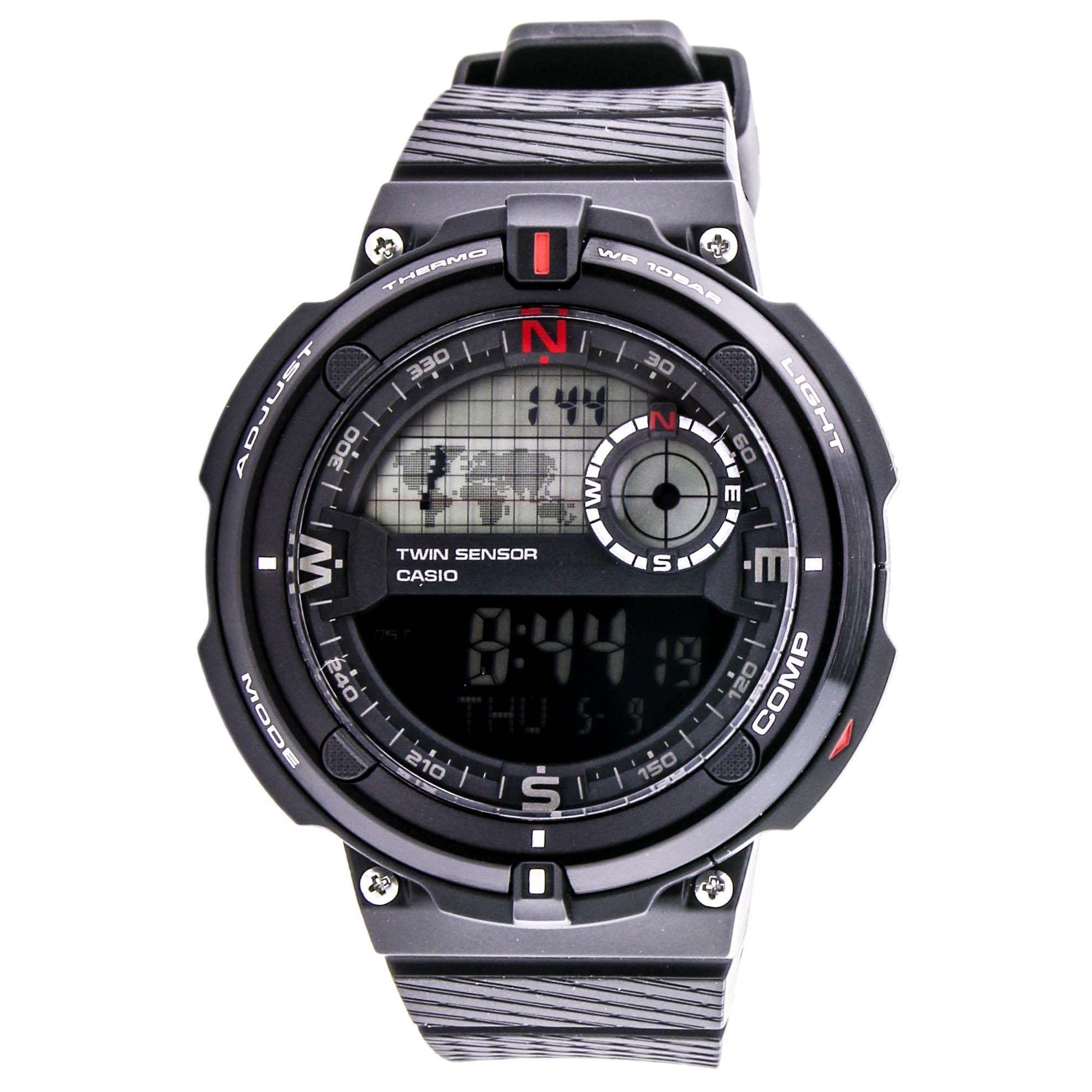 Zegarek CASIO SGW-600H-1BER KOMPAS TERMOMETR 10ATM