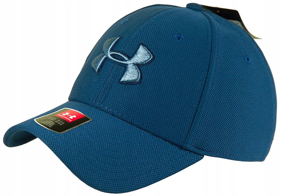 UNDER ARMOUR czapka z daszkiem S/M Blitzing 3.0