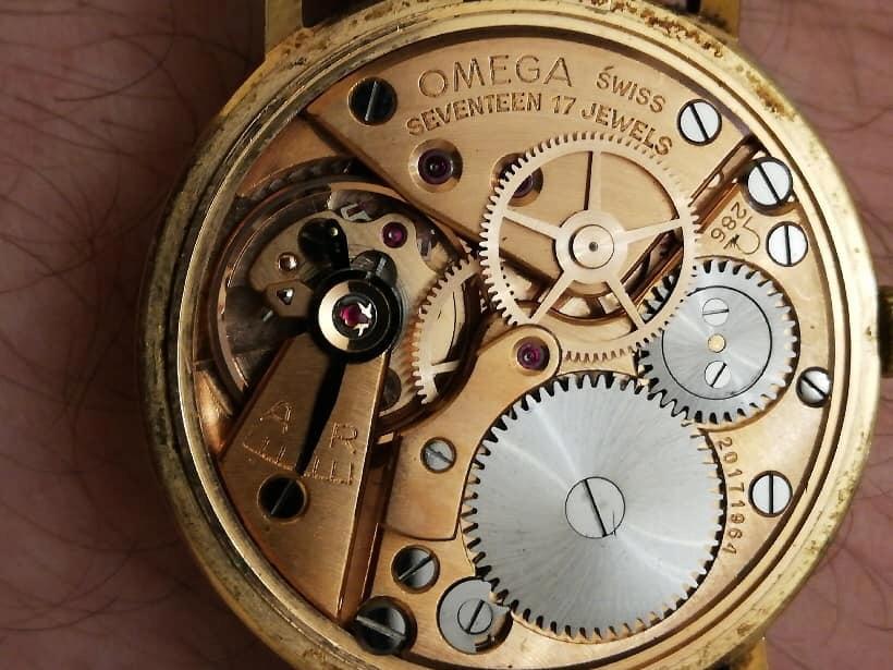 Omega SEAMASTER 1962 OMEGA ST 131.0002 ST 131.00