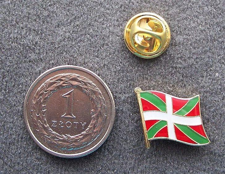 Baskonii flaga Ikurrina