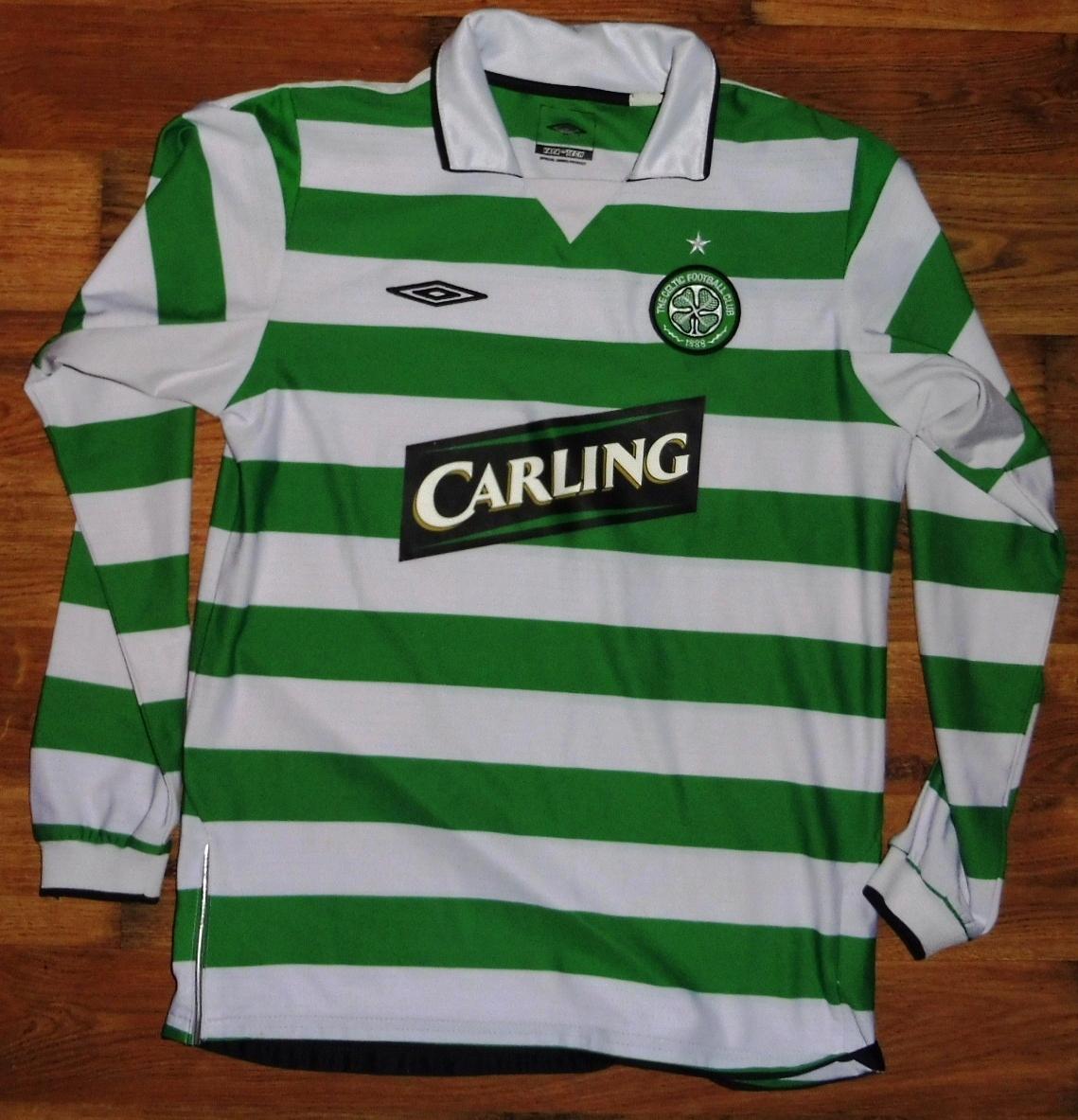 Celtic FC -8 Sean