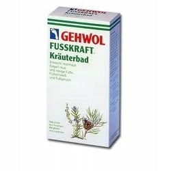 Sól do kąpieli stóp GEHWOL ziołowa 250 g