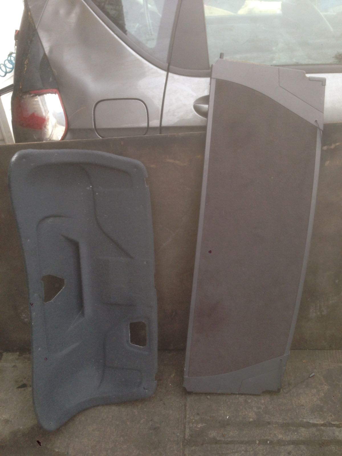 Tapicerka klapy tylnej Audi a4 b5 lift sedan