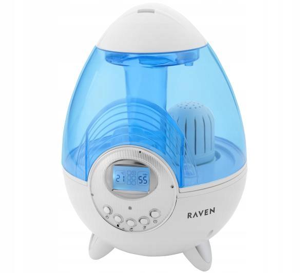 Nawilżacz ultradźwiękowy RAVEN EN004 zimna mgiełka