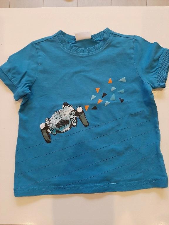 Koszulka T-shirt Coccodrillo 104