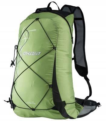 Ultralekki plecak CAMP GHOST green-green 15 L