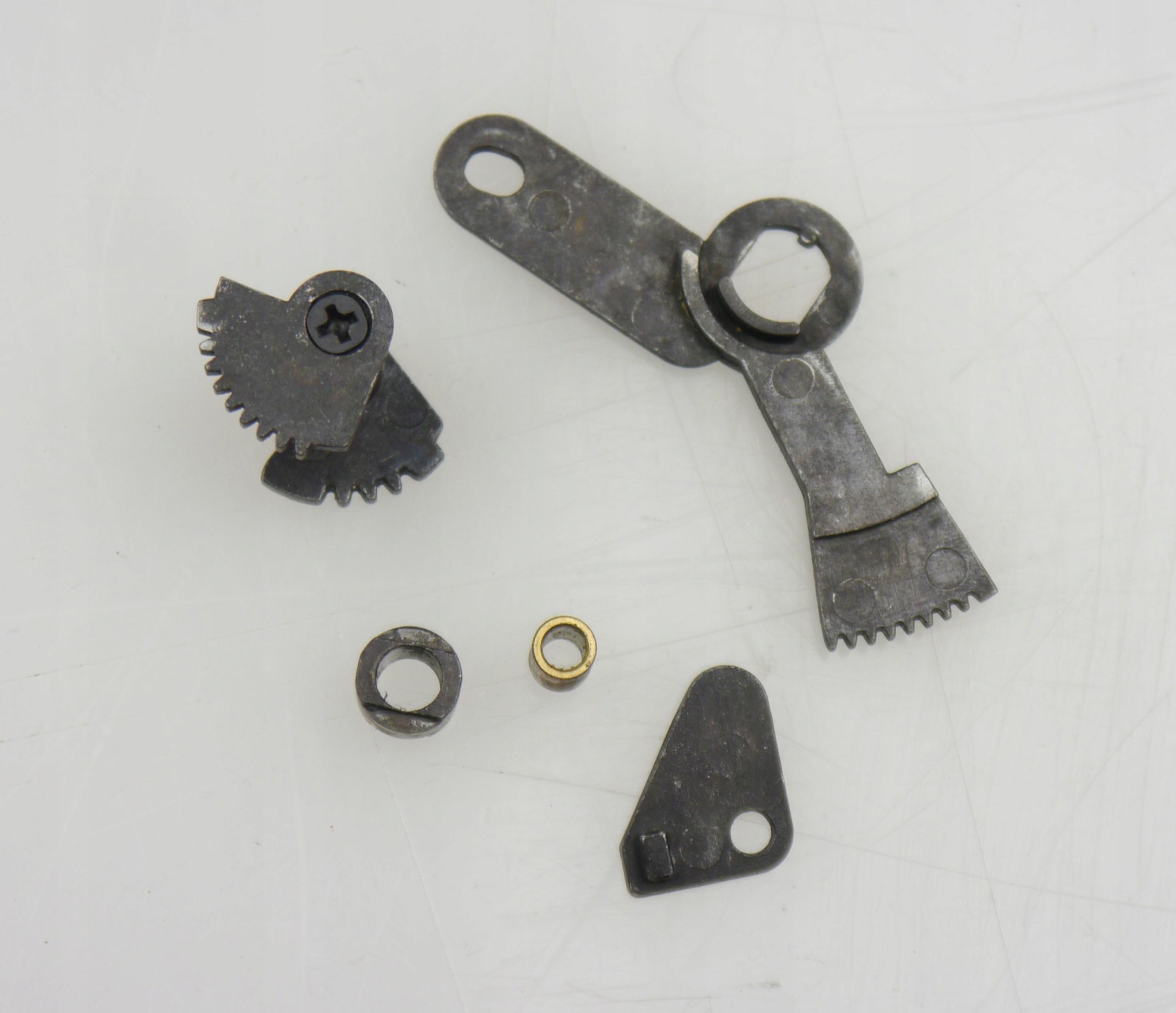 Zestaw zębatek selektora ognia AK74 E&L ASG