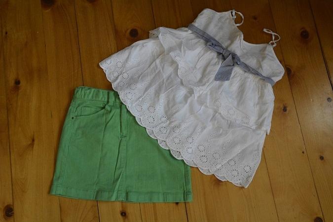 Tunika bluzka na ramiączkach ZARA 11-12 lat