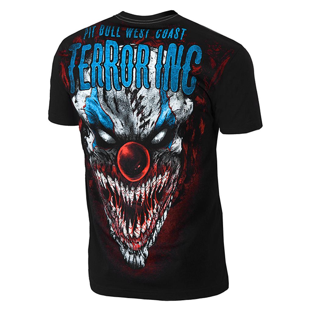 Koszulka męska Pit Bull Terror Clown 18 S