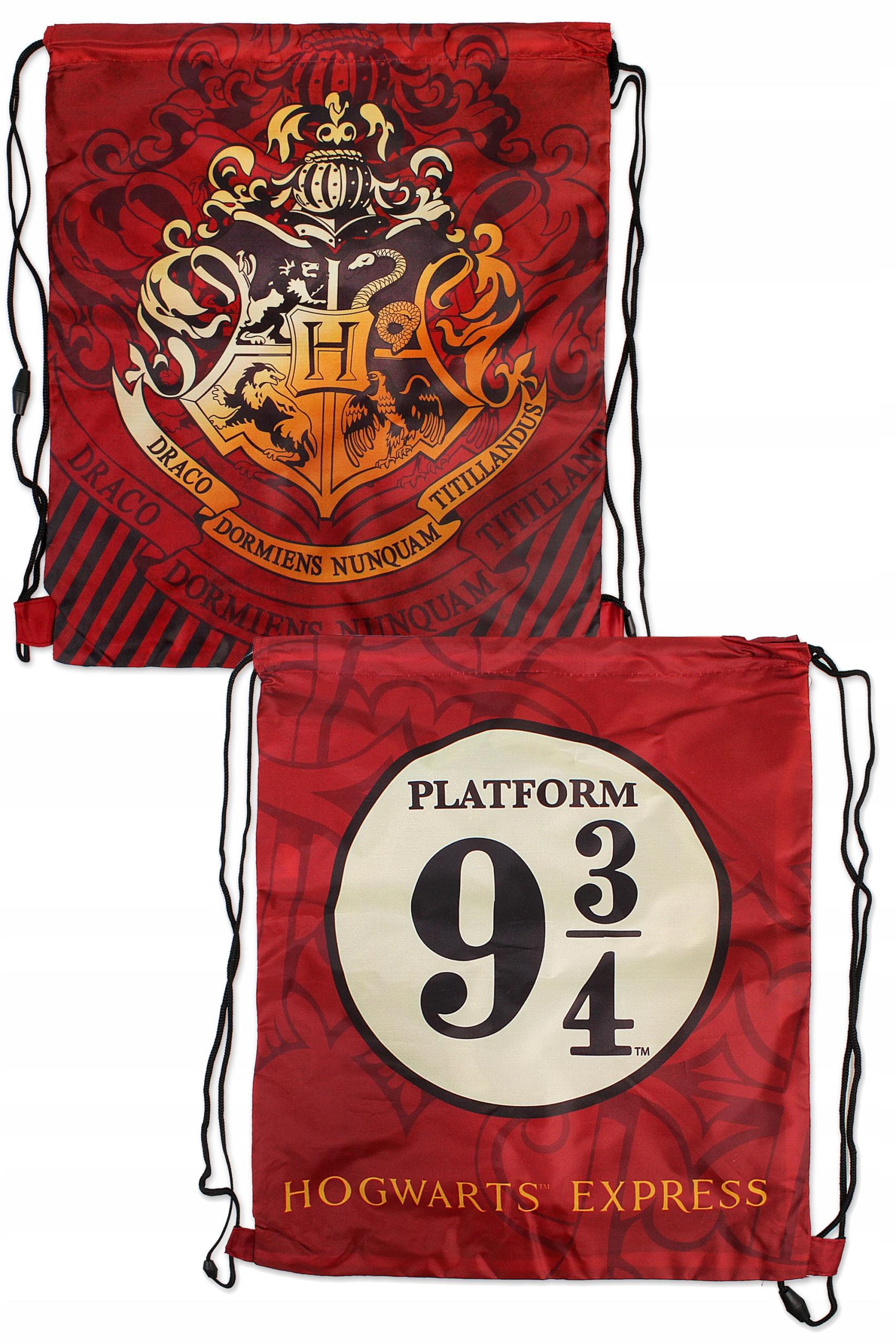 Worek na buty Harry Potter
