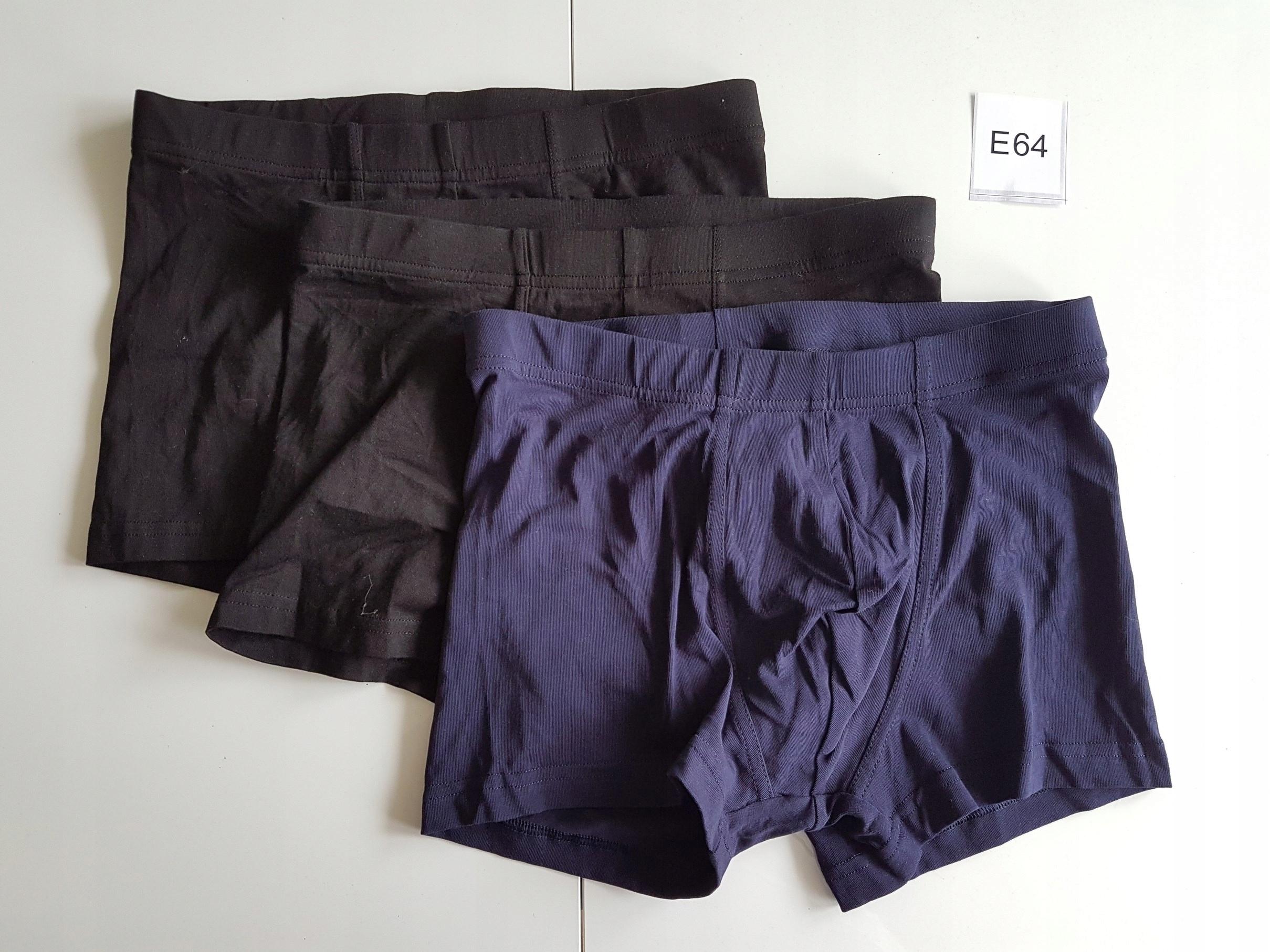 BOKSERKI majtki H&M rozm: S 3-pak E64