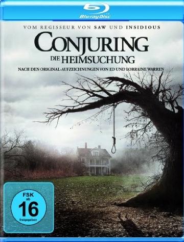 Conjuring - Obecność Blu-ray + Gratis