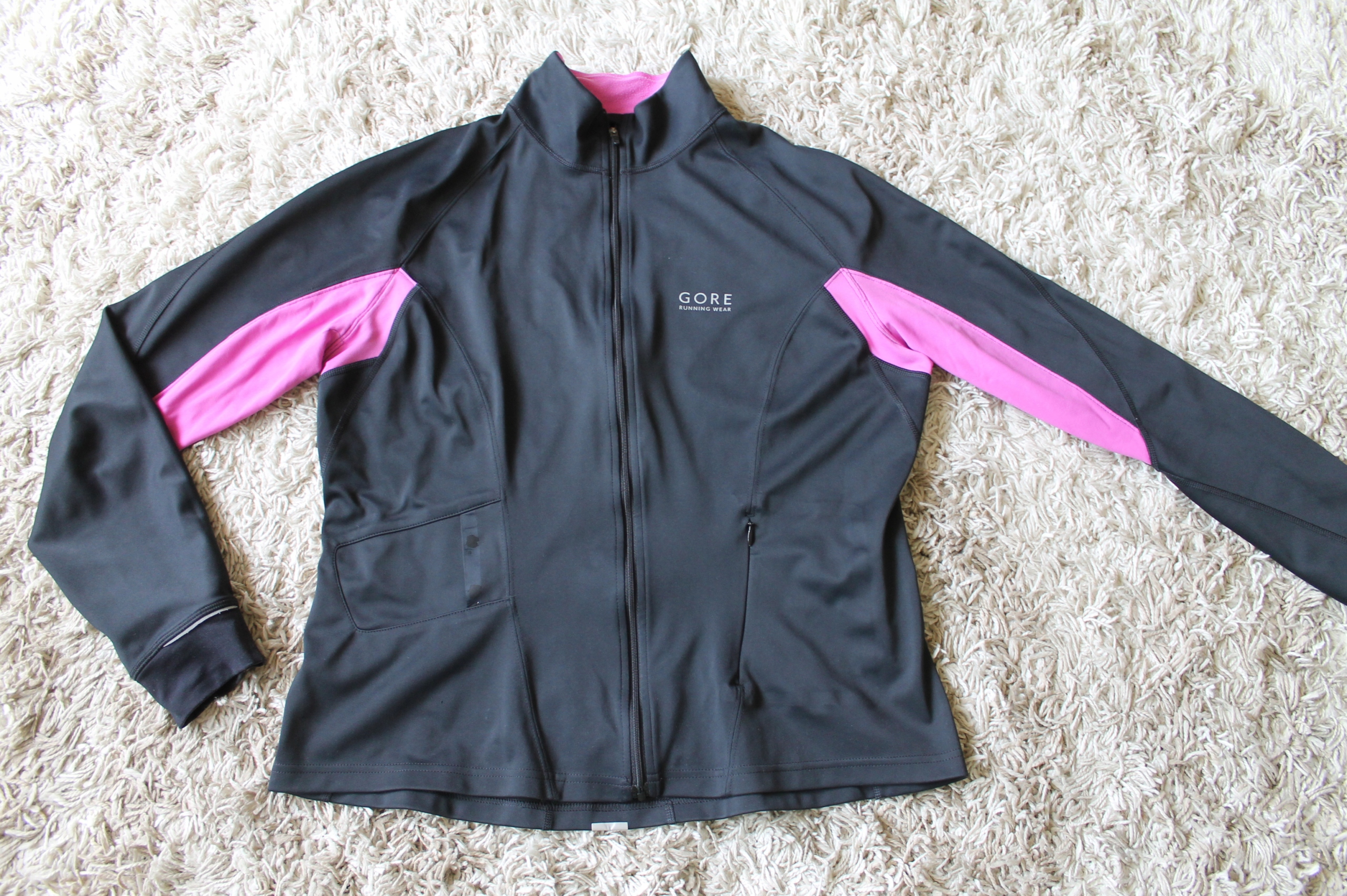 Softshell biegowy Gore windstopper - 40 lady