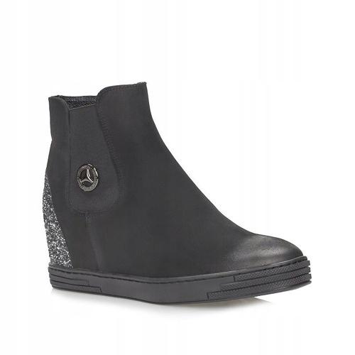 Botki sneakersy Karino 1853/003-P