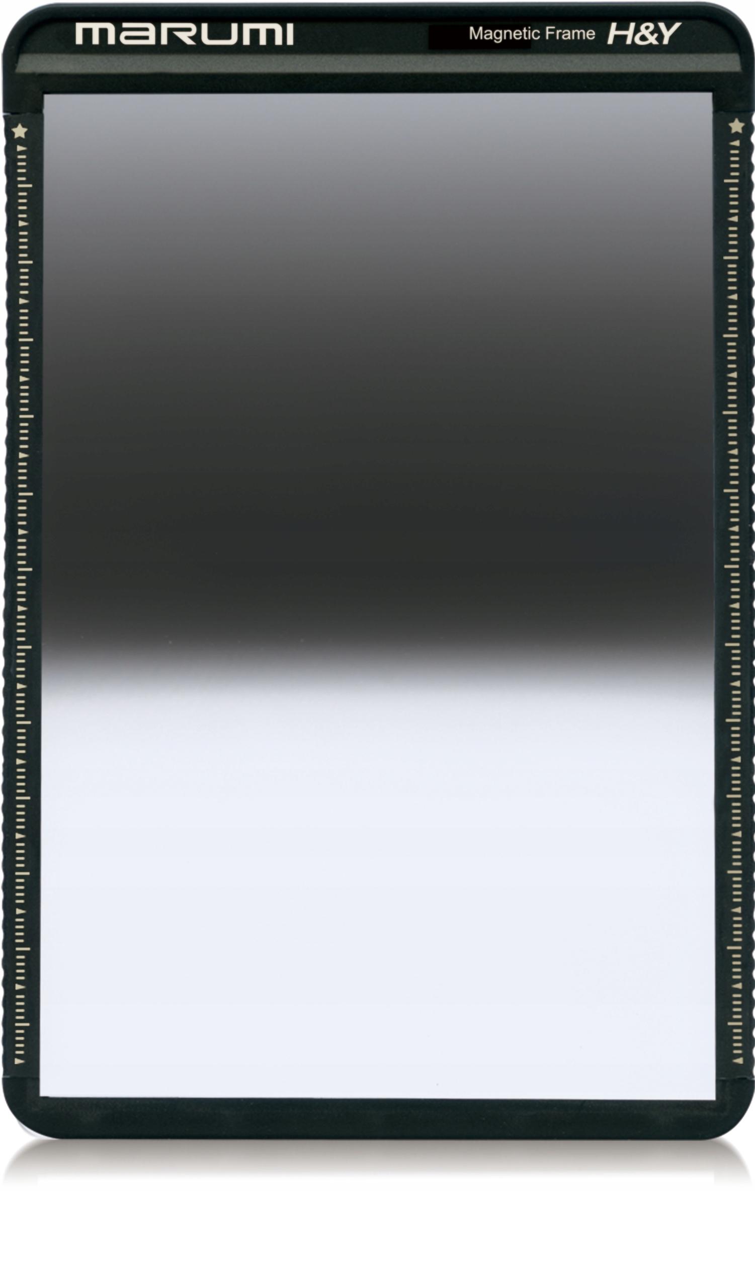 Filtr połówkowy Marumi GND8 100x150mm Odwrócony