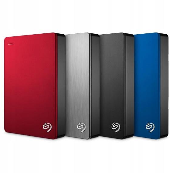 SEAGATE Backup Plus 5TB 2,5'' STDR5000201 srebrny