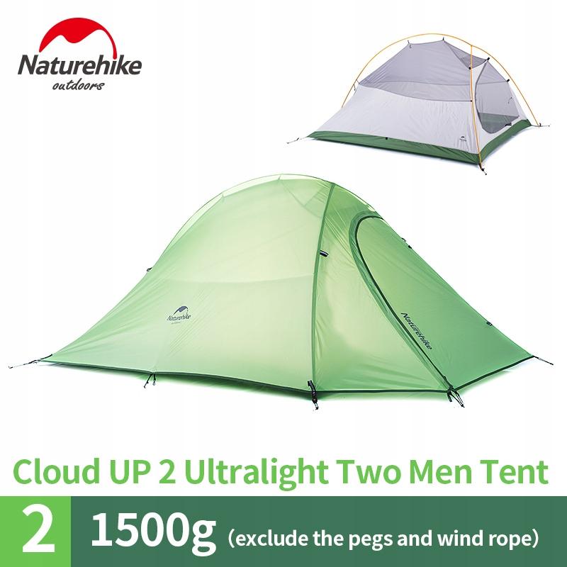 Namiot Naturehike Cloud UP 2