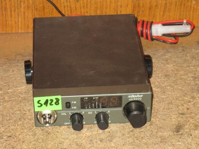 CB RADIO STABO XM 3400 - NR S128