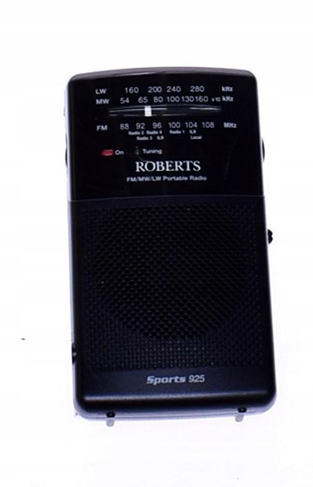 4586-19     ROBERTS SPORTS 925    RADIOMAGNETOFON
