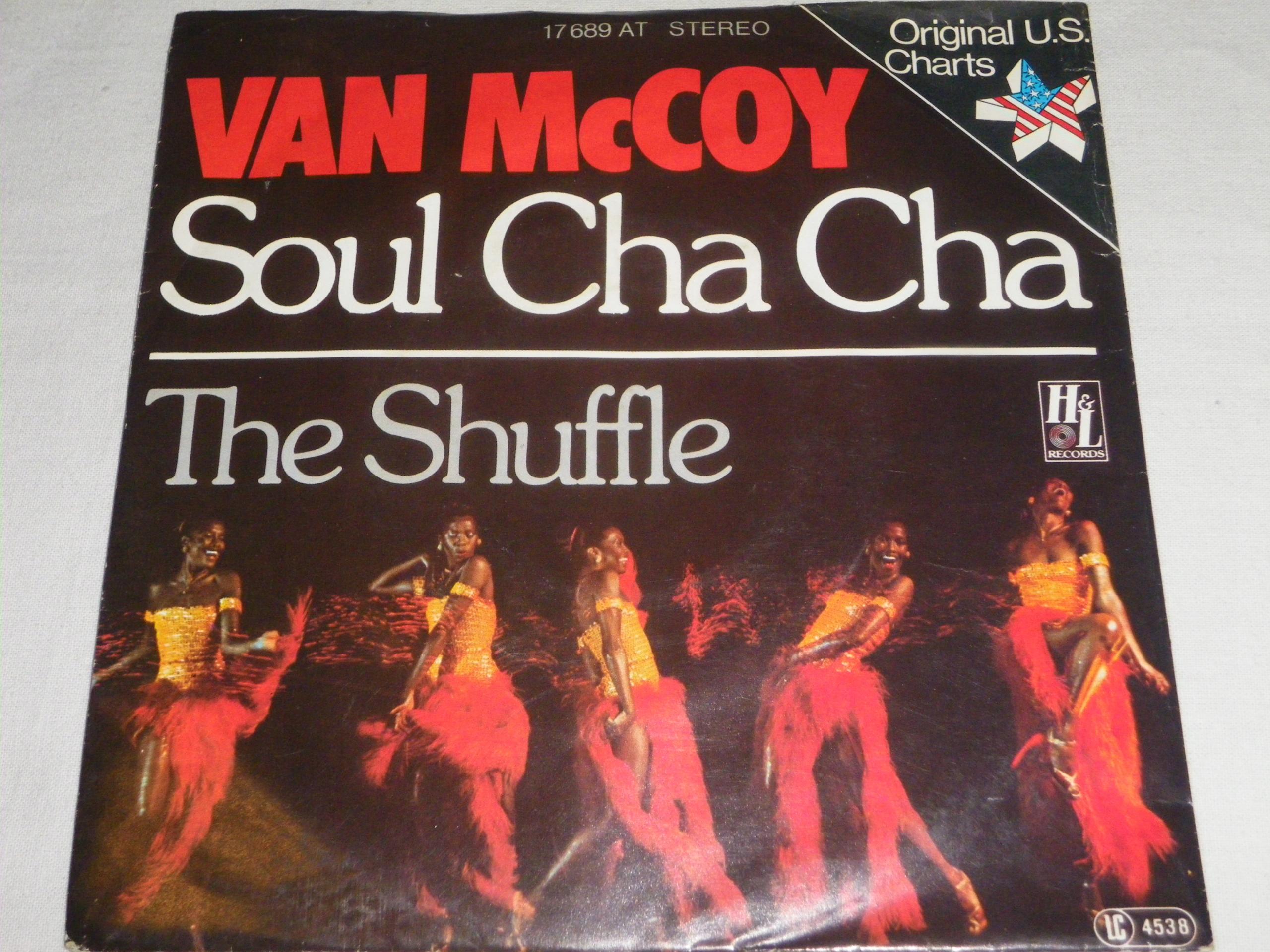 Van McCoy- Soul Cha Cha- SP 7''