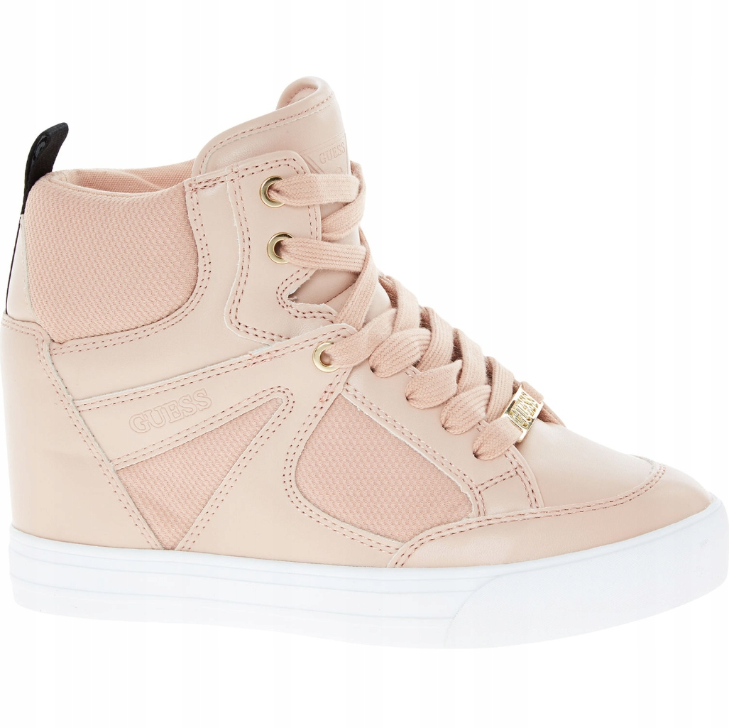 GUESS Sneakersy koturny - 38