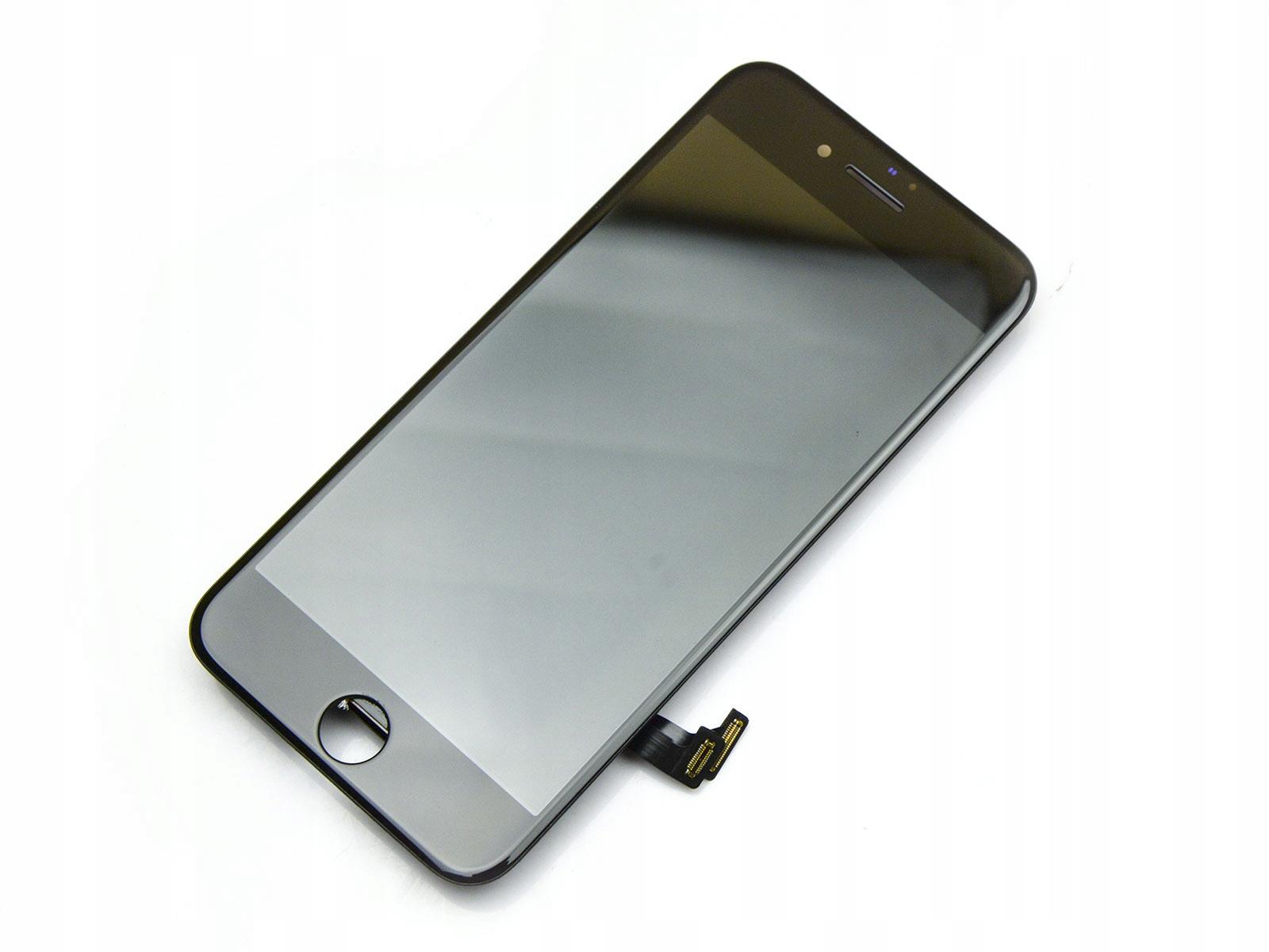 WYŚWIETLACZ LCD RAMKA SZYBKA IPHONE 7 WYMIANA