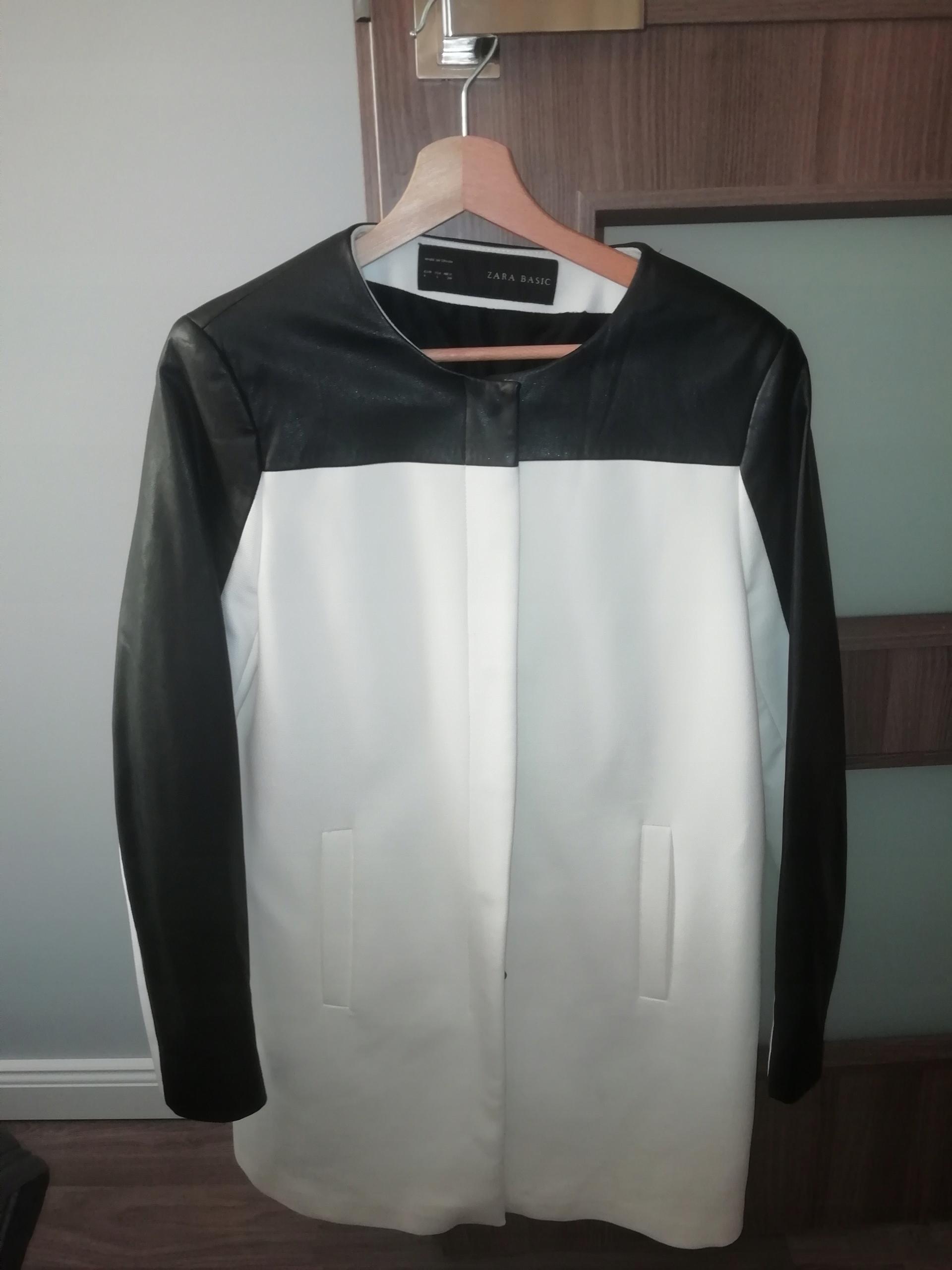Płaszcz Zara Basic L