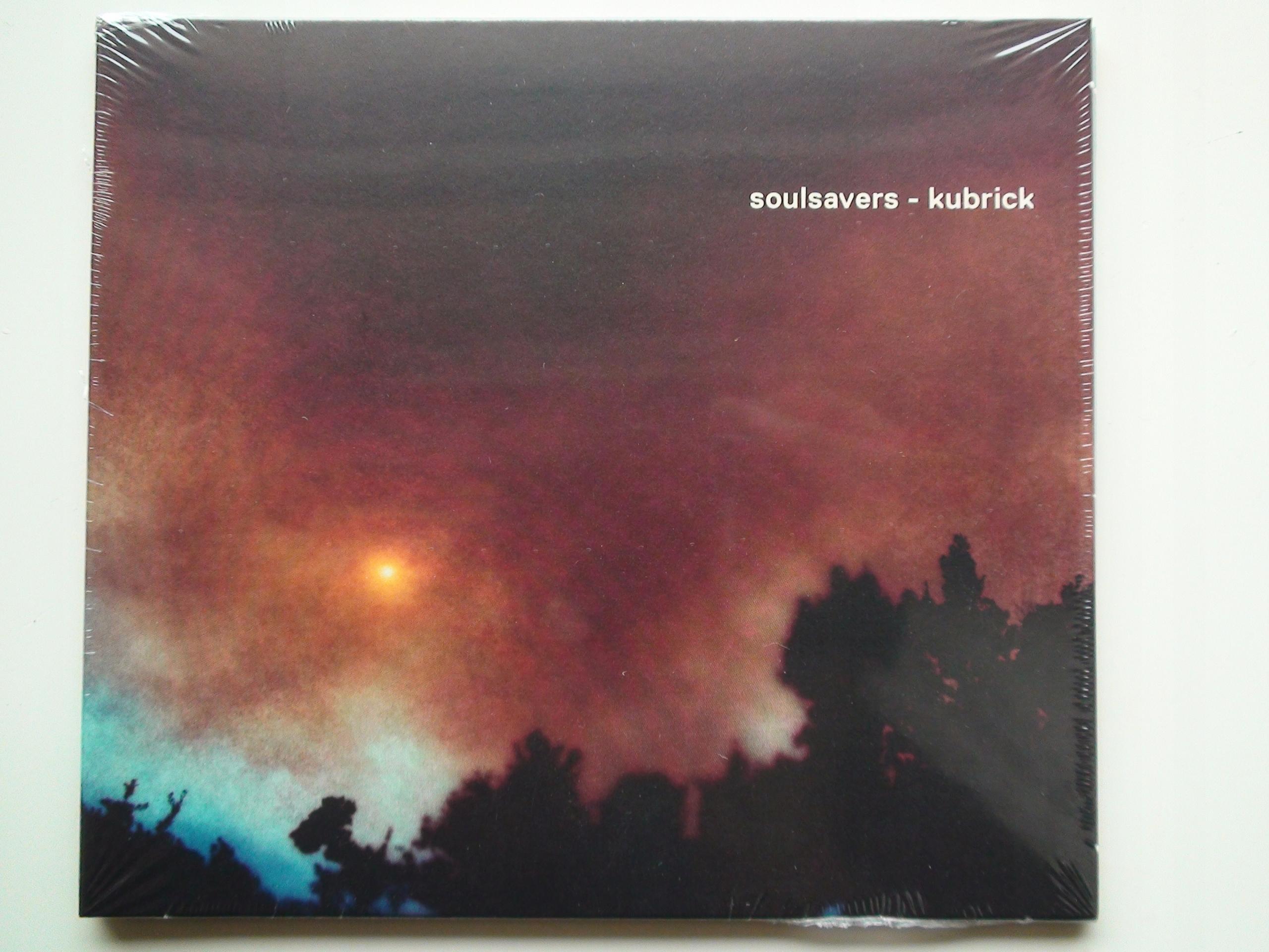 SOULSAVERS - Kubrick (folia) 2015r