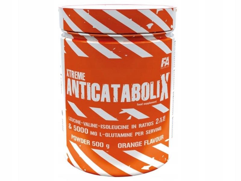 FA XTREME ANTICATABOLIX 500g BCAA + GLUTAMINA