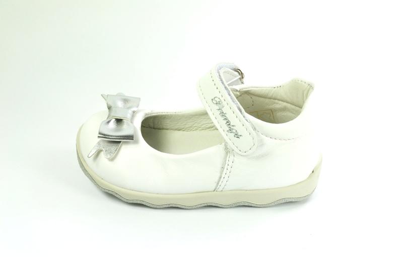 PRIMIGI 3370622 buty dziewczęce balerinki 23 biel