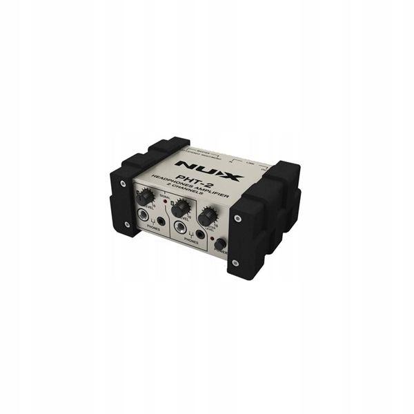 NUX PHT-2 HEADPHONE AMP - Wzmacniacz słuchawkowy