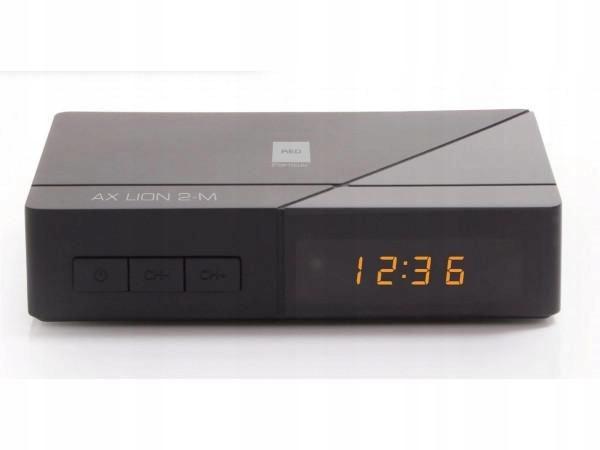 Tuner OPTICUM AX LION 2-M DVB-T2