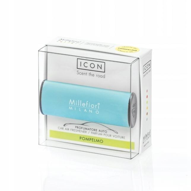 Millefiori zapach samochodowy Light Blue Pompelmo