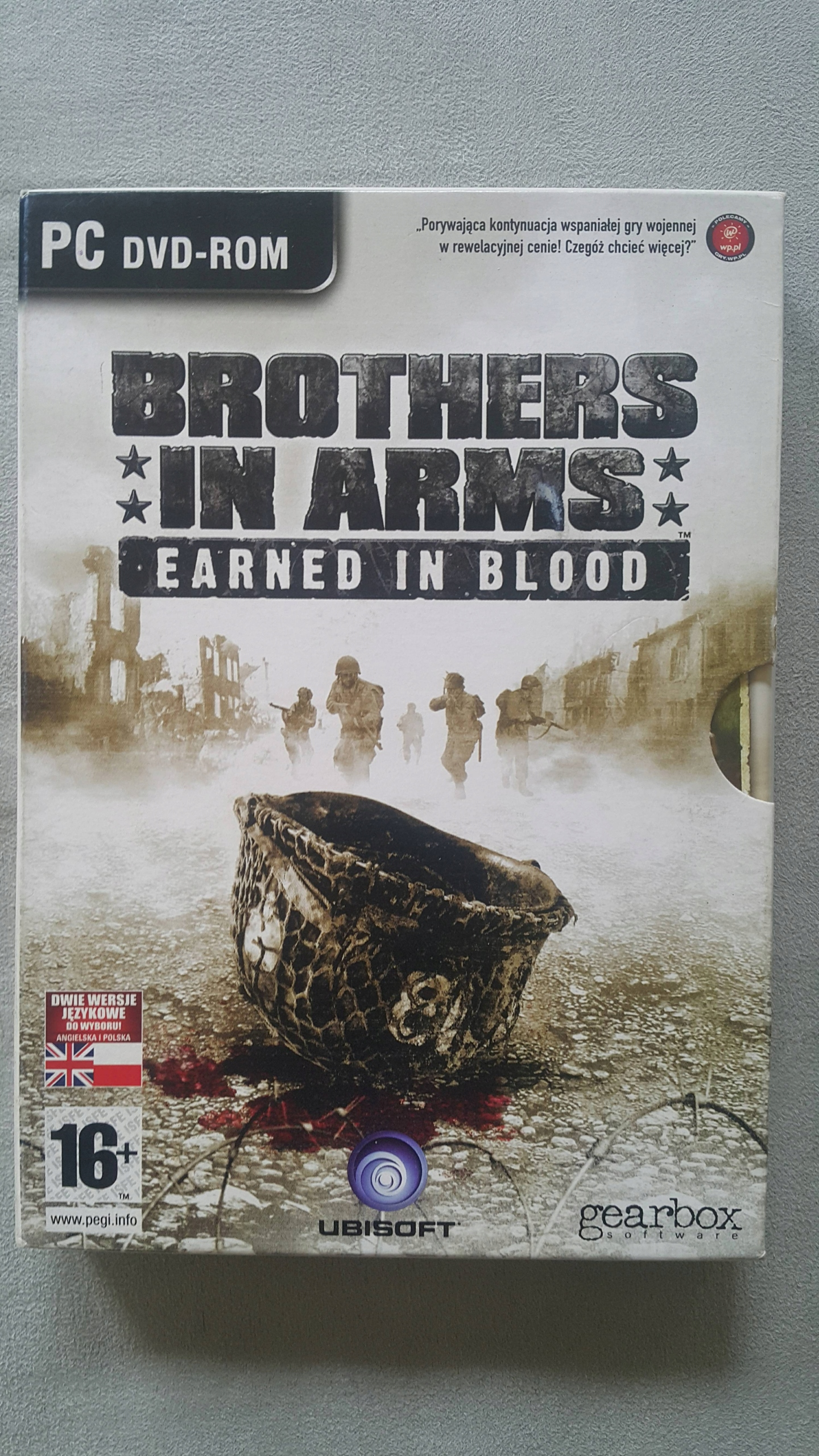 Brothers in Arms Earned in Blood - premierowa