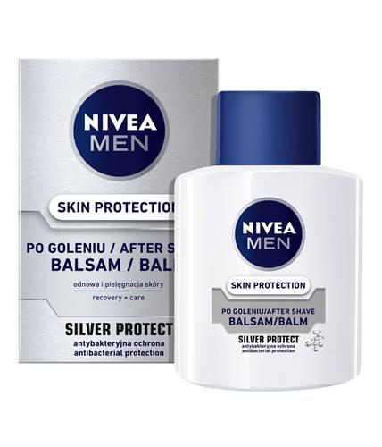 Nivea balsam po goleniu Silver Protect 100ml