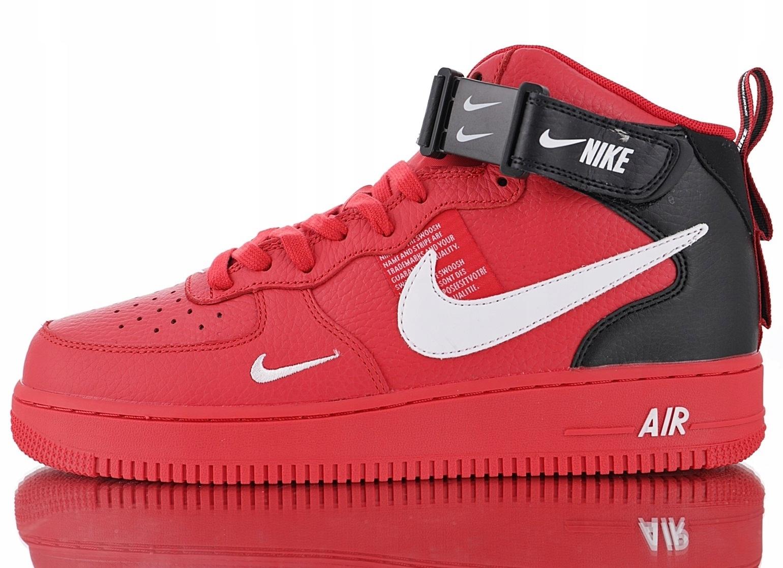 Kup online największa zniżka eleganckie buty Buty Nike Air Force 1 07 Mid Utility 804609-605 - 8244495173 ...