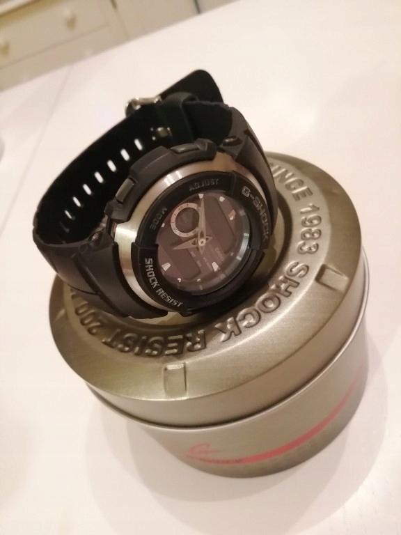 Zegarek Casio G-Shock G-300