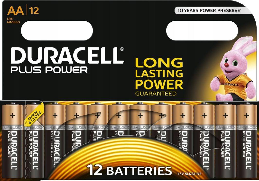 Duracell Plus Power AA 12 szt.