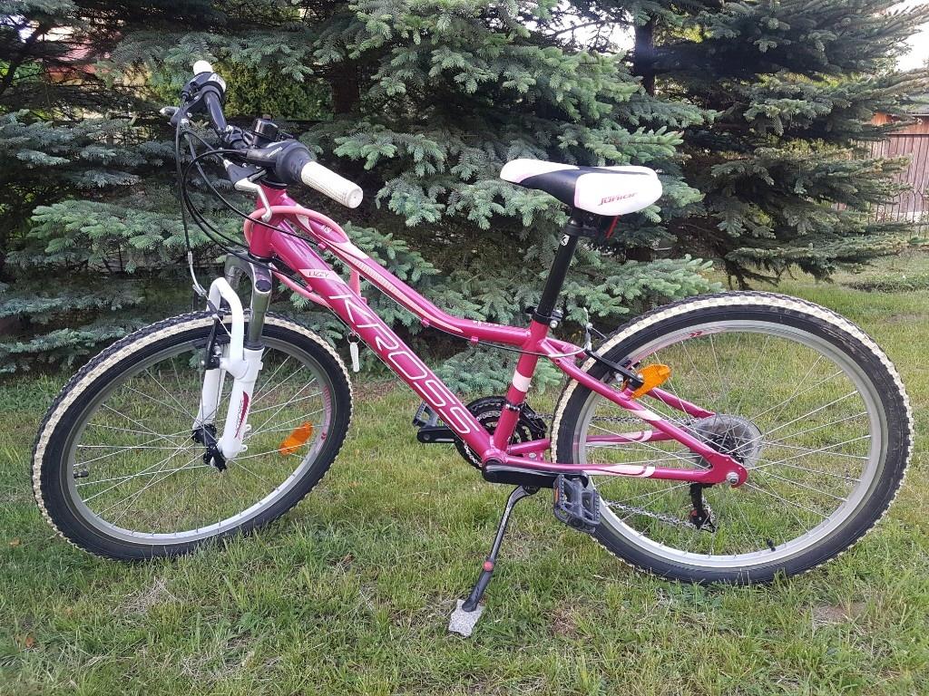 """Junior KROSS LIZZY rower dziewczęcy 24"""""""