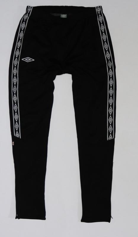 Spodnie UMBRO Dresy Piłkarskie Lampasy r. XL