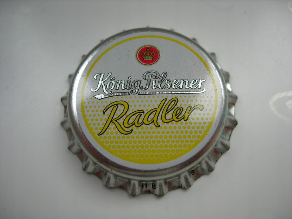 Niemieckie Radlery (niebutelkowany) 20