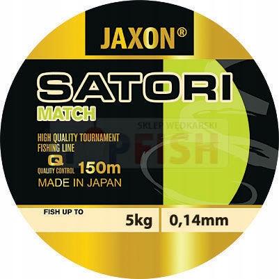 Jaxon Żyłka Satori Match 7kg / 0,18mm / 150m