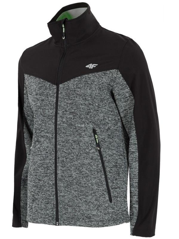 Sweter bluza męska 4F wiatroszczelna r. S