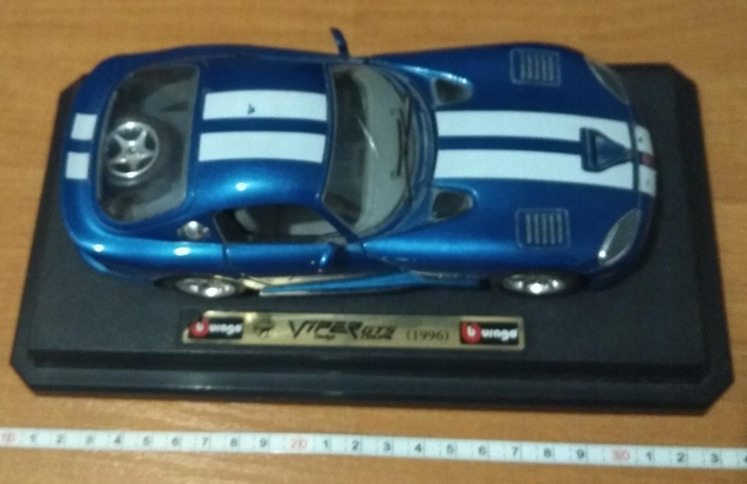 Burago - Viper GTS Coupe 1996