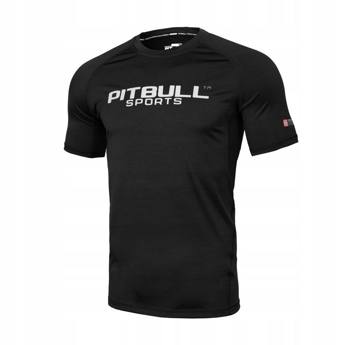 PIT BULL Rashguard koszulka Performance black XXL