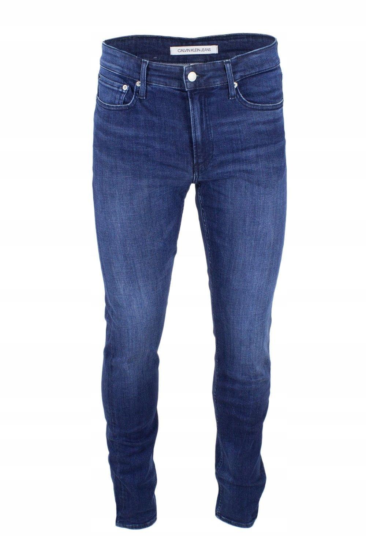 Calvin Klein Jeans Jeansy Mężczyzna W38_L34
